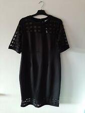 Asos Maternity Dress Black UK 14 BNWT