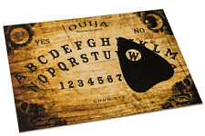 Clasic wooden Ouija Spirit Hunt Board game & Planchette with instruction.
