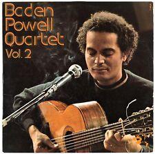 BADEN POWELL QUARTET - Vol. 2 - 1971 France LP Barclay