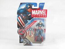 """Marvel Universe Capitán América 008, La Segunda Guerra Mundial Los Vengadores 4 """"Figura Mosc Nuevo V2"""