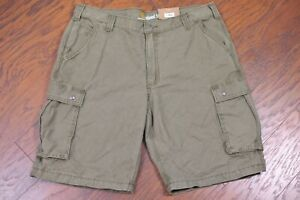 NWT Carhartt Rugged Cargo Shorts Green Men's 38