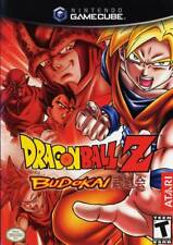 Nintendo GameCube DragonBall Z Budokai (Manual, box and game) Atari 2003