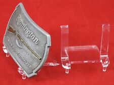 6 Clear Display Stands / Easels for Belt Buckles