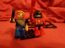 KRE-O Kreo Transformers Side swipe and driver with lots of weapons. UK !!!!!!