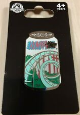 """Busch Gardens Tampa """"Kumba"""" Soda Can New Release Pin. New On Card"""