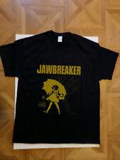 Vintage T-Shirt JAWBREAKER Two-Sided Print Nirvana Reprint Size S to 2XL
