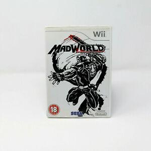 MadWorld (Nintendo Wii, 2009) Complete