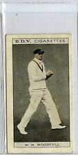 (Gs504-JB) Phillips BDV, Whos Who in Aust Sport, Woodfull / Smith 1933 VG-EX