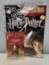 HARRY POTTER DRAGON CHESS PIECE DeAGOSTINI - GLOWING WHITE PAWN - ISS 79 SEALED