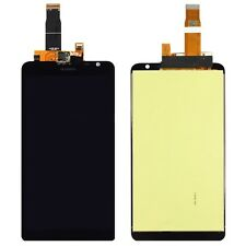 DISPLAY LCD + TOUCH SCREEN PER HUAWEI ASCEND ASCEND MATE 2 4G RICAMBIO NERO