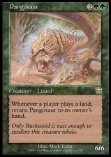 MTG 4x PANGOSAUR - Mercadian Masques *Rare Lizard*