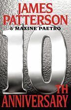Women's Murder Club the 10th ANNIVERSARY Hardcover James Patterson Book 10 (ten)