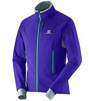 Jacke Salomon Momentum Softshell Jacket M, Herren, Größe L, EAN 0887850240127