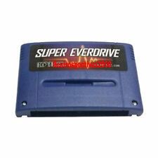 Super Everdrive V2  For SNES SFC Flash Cart with 16 GB Card full Games