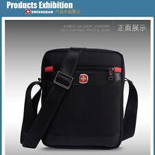 SwissGear Men's Bag Tablet Shoulder Messenger bag cross body sling Bag for ipad2