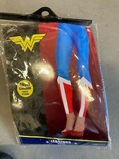Wonder Woman Dc comics Adult Standard Yoga Pants/Leggings (cd)