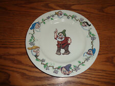 Disney Gallery - Snow White Dwarf - Doc - Collectible Plate
