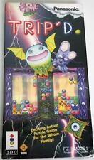 3do jeu vidéo/Video Game: # TRIP 'D # long box * Produit neuf/brand new!