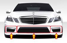 Neu Original Mercedes Benz E-Klasse W212 AMG Vorder Set Stoßstange Unten Gitter
