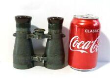 WW1 Military Goerz German Fernglas 08 Binoculars No. 9282 #BG1