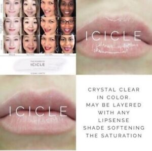 Icicle Lipsense Brand New And Unopened Factory Sealed