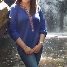 Original Khaadi Pret Women Shirt Top Blouse Embroidered