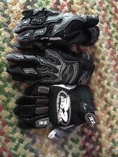 Paintball Gloves 32 Degrees Black Full Finger L With Extra Glove