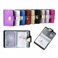 Wallet Fashion Package Business Case ID Credit Card Holder 26 Cards Purse