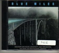 (DG833) Blue Miles, Western Michigan University Jazz Orchestra - 1998 CD