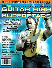 Guitar Player Magazine GUITAR RIGS OF THE SUPERSTARS