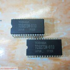 TOSHIBA TC9273N-010  SDIP-28,ANALOG SWITCH ARRAY ICs