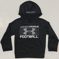 UNDER ARMOUR Boy's Size 4 SColdGear Hoodie Sweatshirt | Excellent Condition!