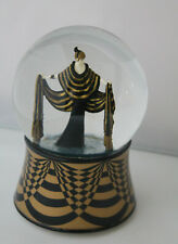 More details for past times art deco erte balcony musical water globe