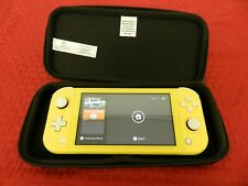 Nintendo Switch Lite Yellow Game Console  Model: HDH-001  NO CHARGER