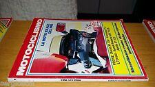 MOTOCICLISMO anno 1983 #  2-DUCATI XL350-KAWASAKI Z-LTD 440-SUZUKI-APRILIA ST125