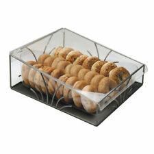 "Bakery Display Case Flint Metal Countertop - 16 1/2""L x 20 1/2""D x 9""H"