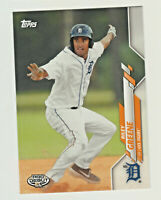 2020 Topps Pro Debut #PD-108 RILEY GREENE RC Rookie Detroit Tigers
