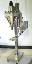 TeleSonic Auger For Semi Automatically Package Free Flowing Food And Chemicals