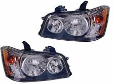 WINNEBAGO JOURNEY 2010 2011 2012 PAIR HEADLIGHTS HEAD LAMPS LIGHTS RV - SET