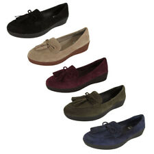 Fitflop Womens Suede Tassel Bow Sneakerloafer Shoes