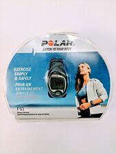 Polar FS1 Fitness Monitor Watch For Women Navy New In Package With T31 Strap