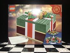 Lego Exclusive Christmas Gift Box Limited Edition 40292 / 2018 Promotional