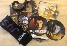 Justin Bieber Believe Tour 2012-13 Fan Collection