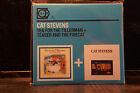 Cat Stevens - Tea For The Tillerman + Teaser And The Firecat 2 CDs