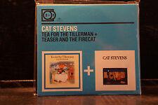 CAT Stevens-TEA FOR THE TILLERMAN + Teaser and The Firecat 2 CD
