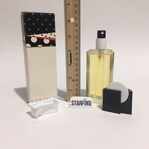 Avon Contrast Cologne Spray 1.7 oz 50mL Vintage Fragrance Box Perfume See⭐️
