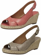 Clarks Suede Formal Shoes for Women