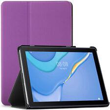 Huawei Matepad T10/T10s Funda, Magnético Protector Soporte - Violeta + Puntero