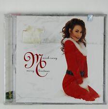 MARIAH CAREY Merry Christmas CD 1994 CHRISTMAS (SEALED/UNPLAYED)