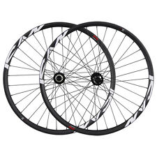 ICAN 29er All Mountain Carbon Wheelset Clincher Tubeless Ready 35mm wide 32/32H